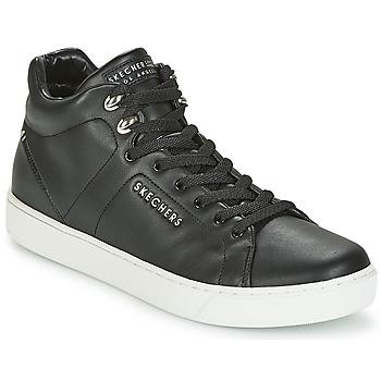 Shoes Women Hi top trainers Skechers PRIMA Black