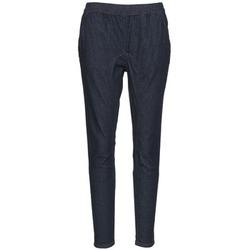 Clothing Women Wide leg / Harem trousers Nikita REALITY SLIM Blue / Raw