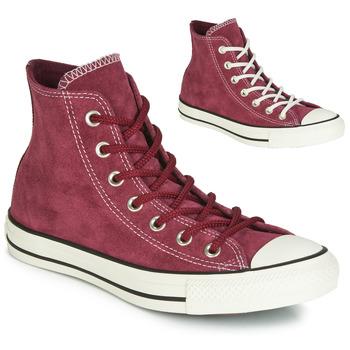 Shoes Hi top trainers Converse CTAS BASE  CAMP Blue