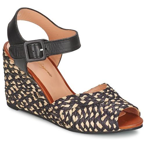 Shoes Women Sandals Robert Clergerie DISON Black
