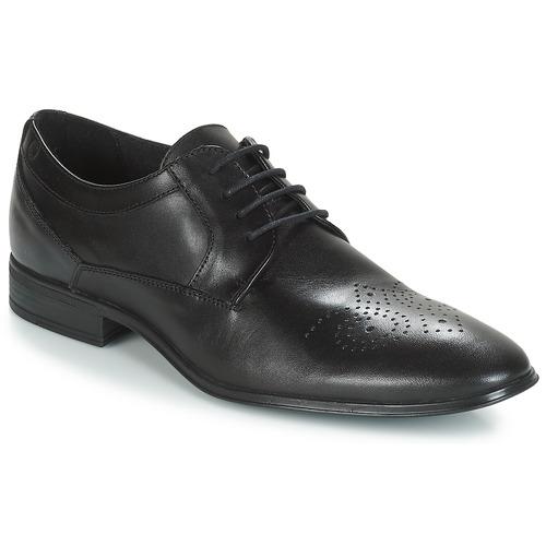 Shoes Men Derby Shoes Carlington JEVITA Black