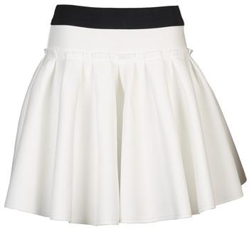 Clothing Women Skirts Brigitte Bardot ARNAUDE Ivory