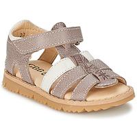 Shoes Boy Sandals GBB IGNAM Grey