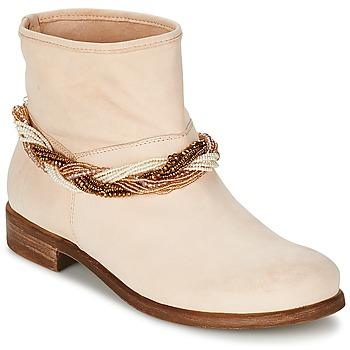 Shoes Women Mid boots Tosca Blu TETHYS BEIGE