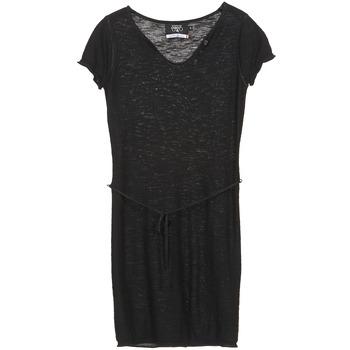 Clothing Women Short Dresses Le Temps des Cerises MOJITO Black