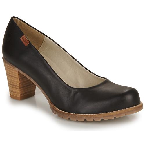 Shoes Women Heels Casual Attitude HARCHE Black