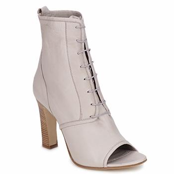 Shoes Women Ankle boots Jil Sander JS16328 Beige