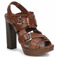 Shoes Women Sandals Michael Kors MOWAI Brown