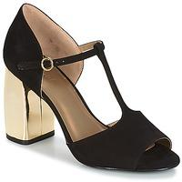 Shoes Women Sandals André ELEONORE Black
