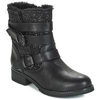 Shoes Women Mid boots André BRIGITTE Black