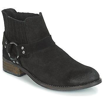 Shoes Women Mid boots André ELBA Black