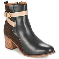 Shoes Women Ankle boots André NATANAEL Black