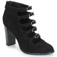 Shoes Women Mid boots André GAYA Black