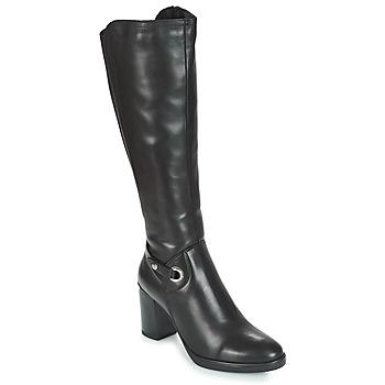 Shoes Women High boots André ALBA Black