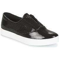 Shoes Women Low top trainers André COSMIQUE Black