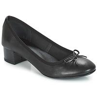Shoes Women Flat shoes André POETESSE Black