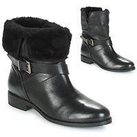 Shoes Women Mid boots André TRIO Black