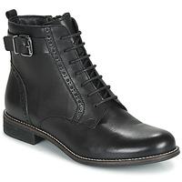 Shoes Women Mid boots André CHEPTELA Black