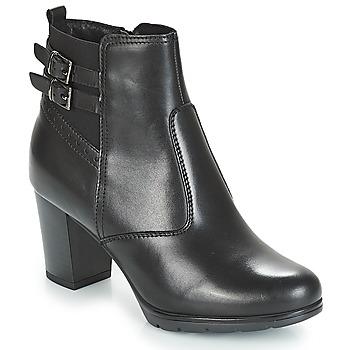 Shoes Women Mid boots André CARACAL Black
