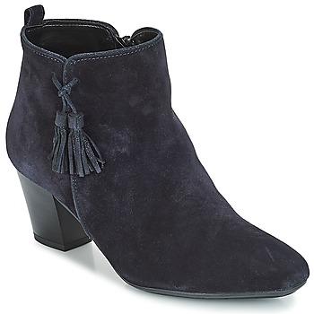 Shoes Women Ankle boots André TINETTE Blue
