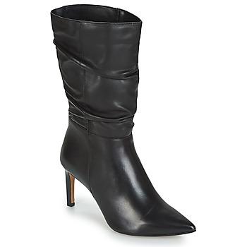 Shoes Women High boots André FAITHFUL Black