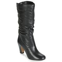 Shoes Women High boots André FRIENDLY Black