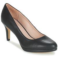 Shoes Women Heels André CRYSTAL Black