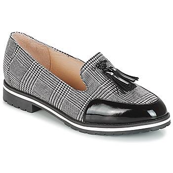 Shoes Women Loafers André EMOTION Black