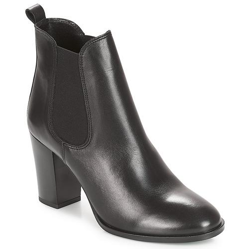 Shoes Women Ankle boots André CLAFOUTI Black