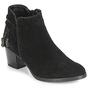 Shoes Women Ankle boots André MISTINGUETTE Black