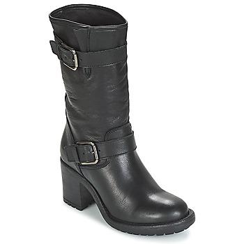 Shoes Women High boots André TERRIFIC Black