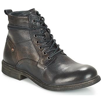 Shoes Men Mid boots André TREVOR Blue