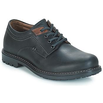 Shoes Men Derby Shoes André BOULON Black