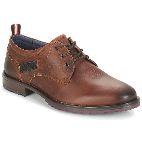 Shoes Men Derby Shoes André MAURI Brown