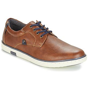 Shoes Men Derby Shoes André TRAME Brown