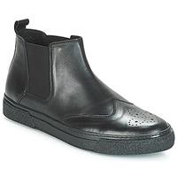 Shoes Men Mid boots André OASIS Black