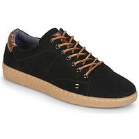 Shoes Men Low top trainers André LENNO Black