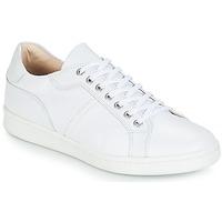 Shoes Men Low top trainers André AURELIEN White