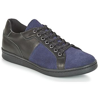 Shoes Men Low top trainers André AURELIEN Blue