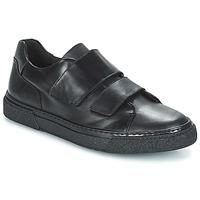 Shoes Men Low top trainers André STREAM Black