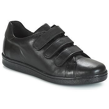 Shoes Men Low top trainers André AVENUE Black