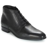Shoes Men Mid boots André RIVERETO Black