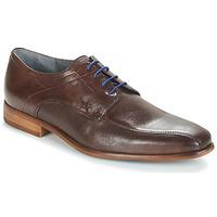 Shoes Men Derby Shoes André ISLANDE Brown