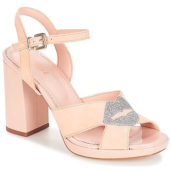 Shoes Women Sandals André KISS KISS Nude