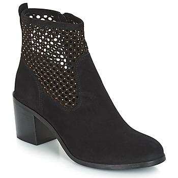 Shoes Women Ankle boots André TOTEM Black