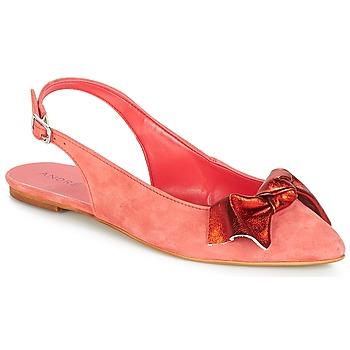 Shoes Women Flat shoes André LARABEL Pink