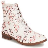 Shoes Women Mid boots André PILAT White