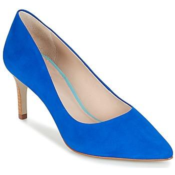 Shoes Women Heels André SCARLET Blue