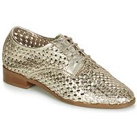 Shoes Women Derby Shoes André TRANSAT Gold