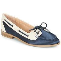 Shoes Women Boat shoes André NONETTE Marine